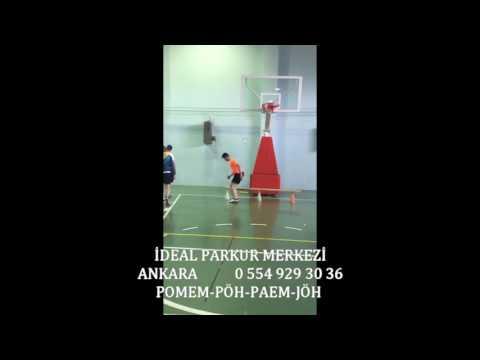 PMYO PARKUR Ankara Pomem-pöh-paem-jöh PARKUR (İDEAL PARKUR AKADEMİSİ)