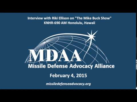 "February 4, 2015 Interview with Riki Ellison on the ""Mike Buck Show"""