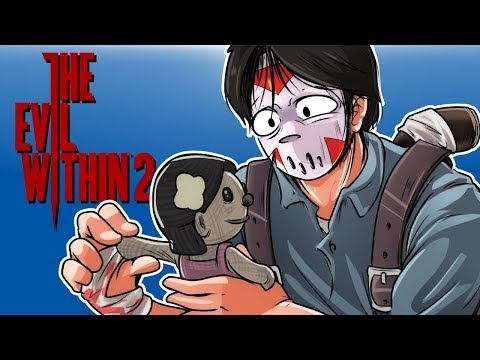 The Evil Within 2 - ON THE TRIAL OF CLUES! (Lily's Doll!) Episode 4!