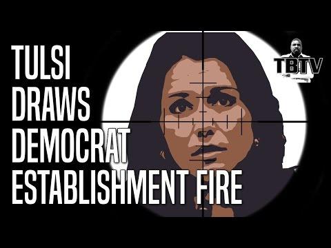 Democratic Establishment Aims To Unseat Democratic Rep  Tulsi Gabbard