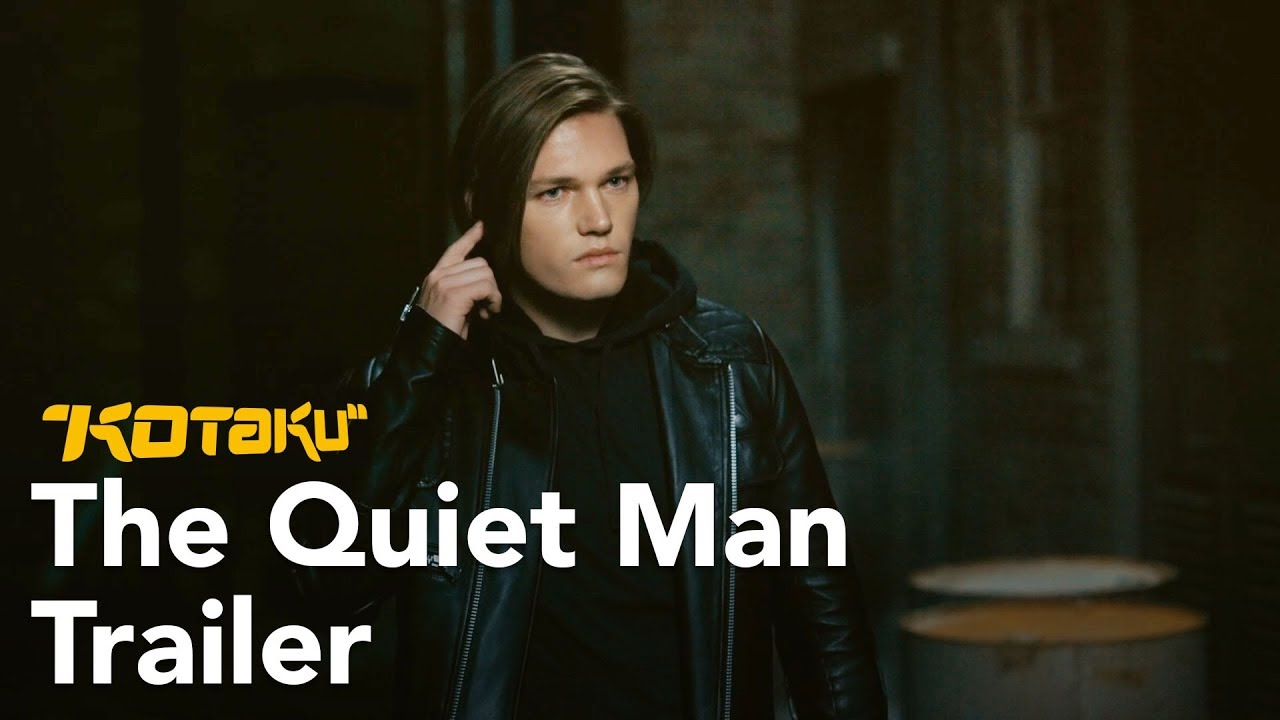 The Quiet Man Trailer, E3 2018