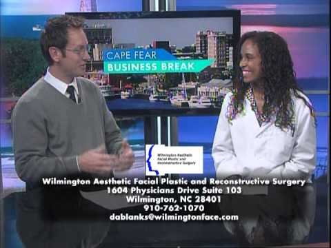 Dr. Deidra Blanks Discusses Administering Botox in Wilmington NC
