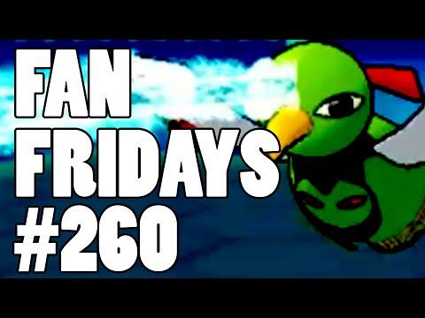 Pokemon Omega Ruby & Alpha Sapphire Battle Showcase! Fan Fridays #260 Curtis - Xatu MVP