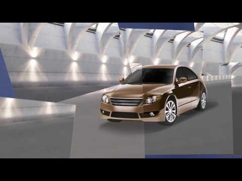 POSCO Automotive steel (stop motion animation)