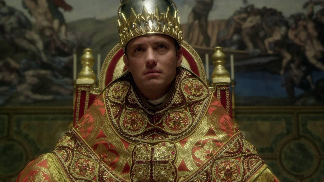 Αποτέλεσμα εικόνας για young pope