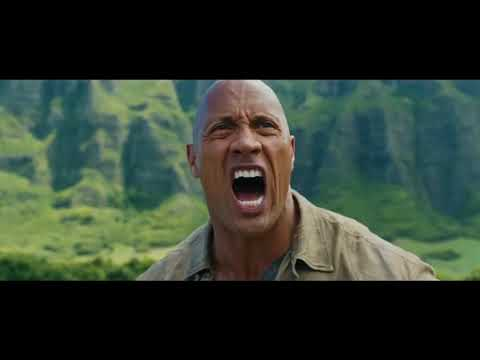 Jumanji 2 Trailer Song (Guns N' Roses - Welcome To The Jungle)