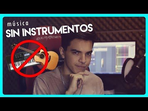 HAGO MÚSICA usando S de MIS SEGUIDORES  MÚSICA SIN INSTRUMENTOS