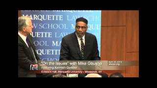 "News Today: ""On the Issues"" with Kenneth Gamble"