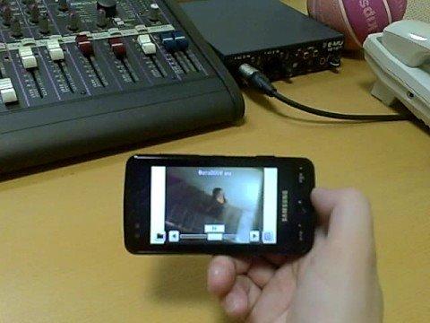 Samsung M8800 Pixon - viewer