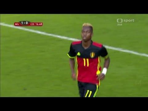 Charly Musonda Jr vs  Czech Republic U21 (Home) 16/17 HD