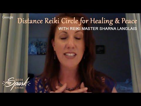 Distance Reiki Healing Circle
