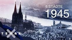 Deutschland von oben 1945 - 5 Städte | Terra X