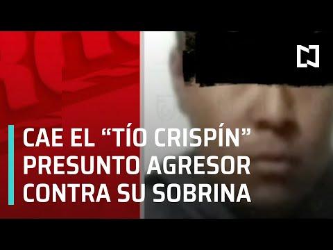 Detienen a presunto agresor sexual de niña en Puebla - Las Noticias