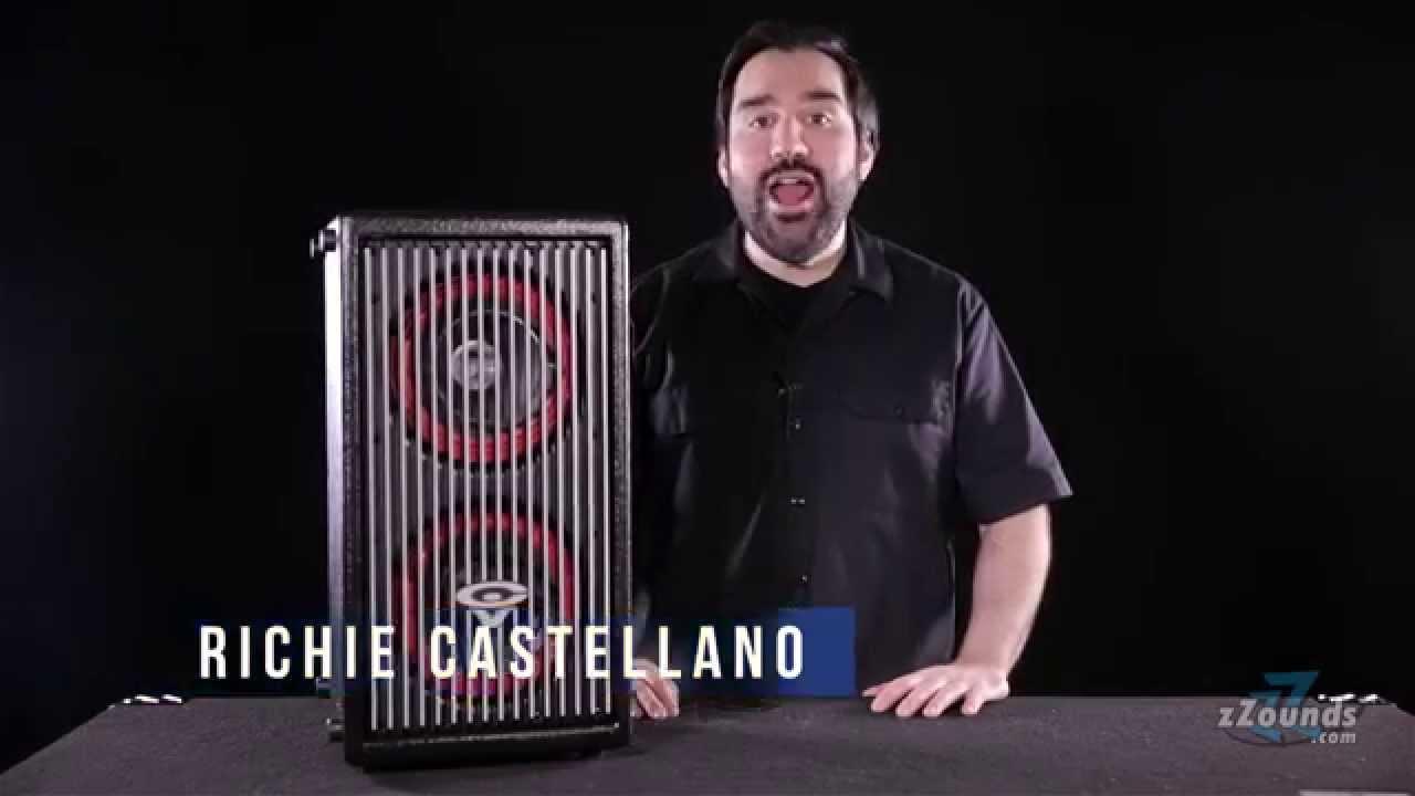 zZounds com: Cerwin-Vega CVA-28 Powered Speaker