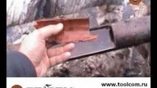 Установка ЗЕВС - очистка трубопровода 350мм(, 2011-02-24T11:21:10.000Z)