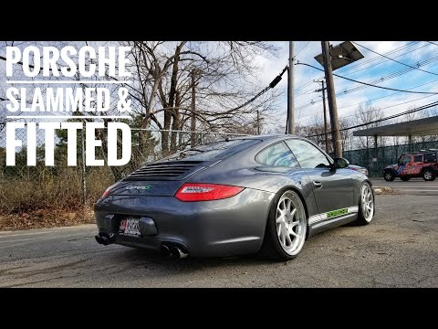 Driving a Staight Pipe Porsche 911 997 C2S : Done Right - 동영상