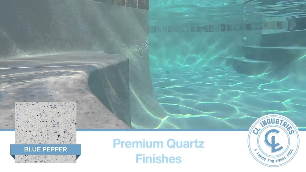 Quartz Pool Finish Krystalkrete