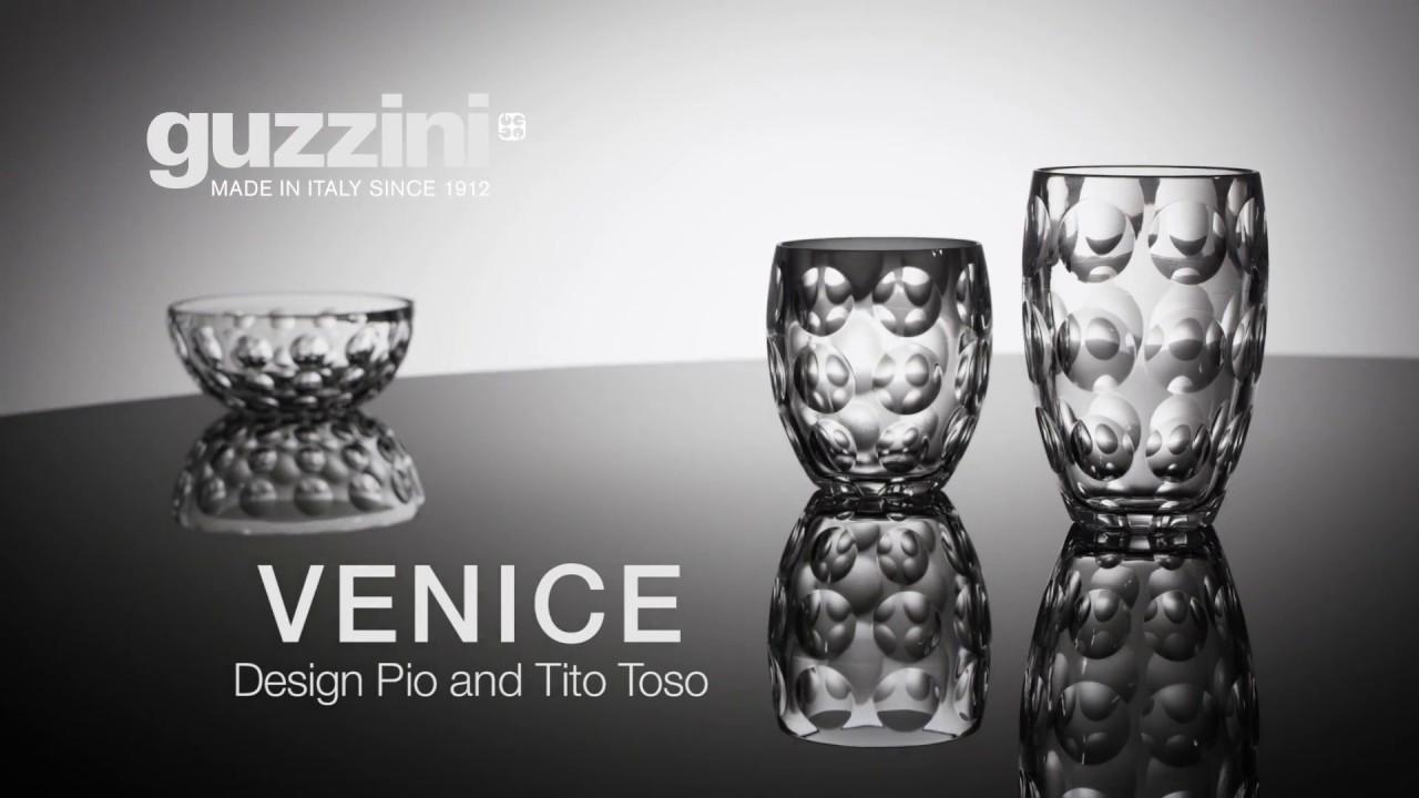 20,6 x 13 x h19,3 cm Carafe Venice Guzzini