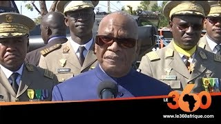 Le360.ma • Mali: 58e anniversaire de l'armée malienne