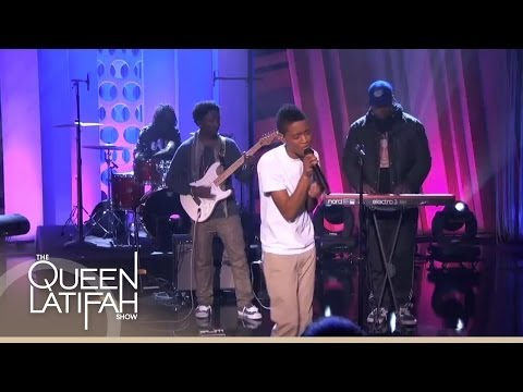"""The Internet Performs """"Dontcha"""" on The Queen Latifah Show"""