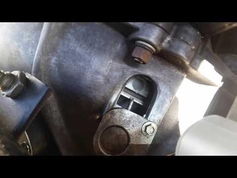 Регулировка зажигания ГАЗ-66 Шишига по стробоскопу.