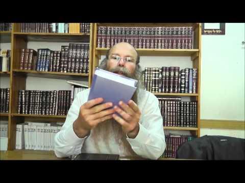 """הרב דוד דודקביץ - הכנה לשבועות תשע""""ב"""