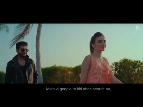 No Make Up - Bilal Saeed Ft. Bohemia   lyrics