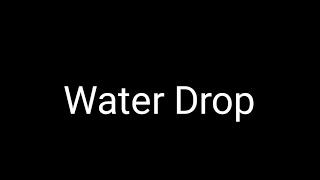 Ini adalah efek tetesan air kalau dimainkan dengan cara beatbox. Me...