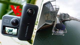 Las CÁMARAS de los vídeos INCREÍBLES | GoPro Max vs Insta360 One X