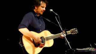Airline To Heaven - Jeff Tweedy. Concierto Madrid 07/07/10