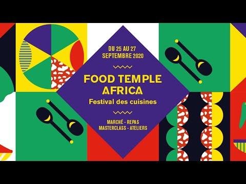 ♦ TEASER ♦ FOOD TEMPLE AFRICA