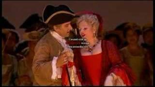 Renee Fleming - Manon - Massenet - Je marche sur tous...