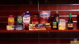 Mayo Clinic Minute: Stocking a Healthy Kitchen