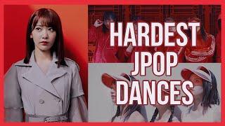 HARDEST/COOLEST JPOP DANCES (I think so)    Weeaboo
