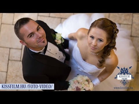 Tímea és László esküvője  Nyíregyházán a Kemence Csárdában