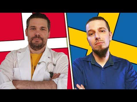 The Whistleblower Dr Forced To Leave Sweden - Jon Tallinger on Swedish Healthcare Crisis