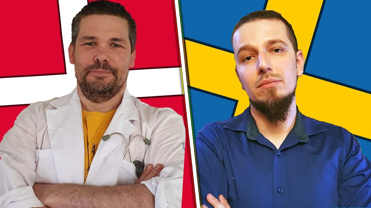 The Whistleblower Dr Forced To Leave Sweden - Jon Tallinger on Swedish Healthcare Crisis