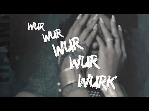 Rihanna - WORK (RKZ x Handbook Cover)