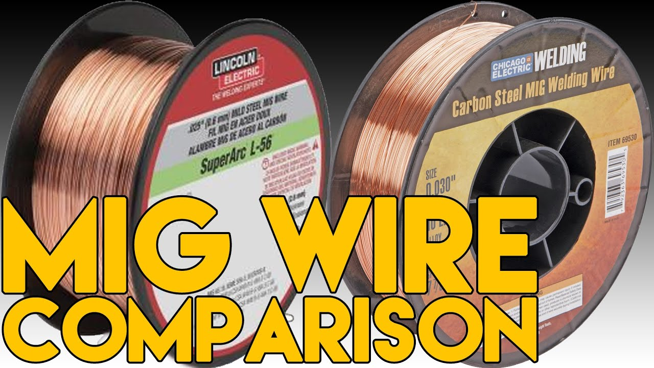 🔥 Harbor Freight MIG Wire VS. Lincoln MIG Wire: Is there a ...