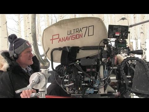 'The Hateful Eight:' Shooting on Film in the Digital Age
