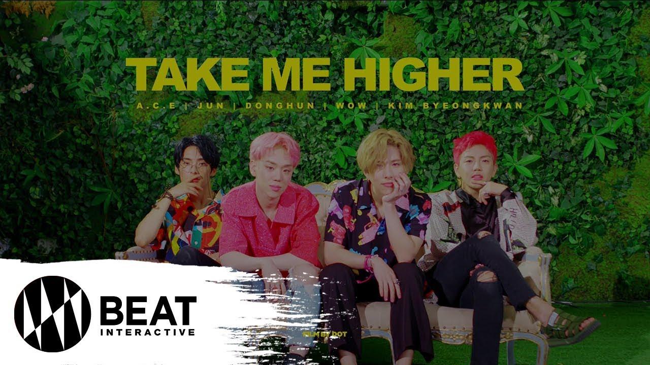 A.C.E(에이스) - TAKE ME HIGHER...