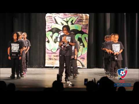 Aiton Elementary School performs at 2016 Poetry Slam!