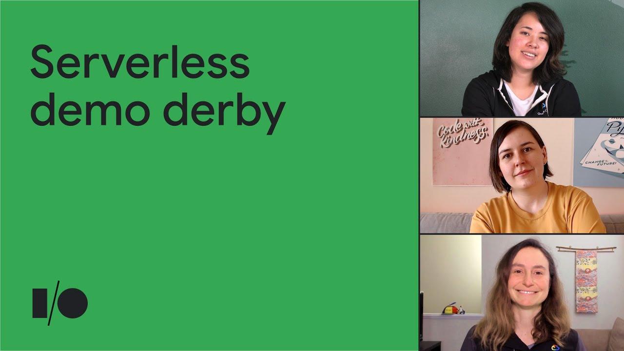 Serverless Demo Derby