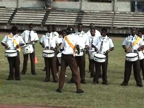 Grenada-Wesley College  Sports '09 Part-3/7
