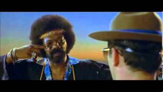 Samuel L. Jackson as a Hippie