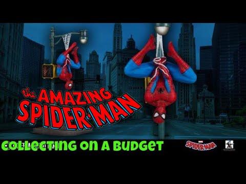 SPIDER-MAN  Gentle Giant Collectors Gallery Statue #23