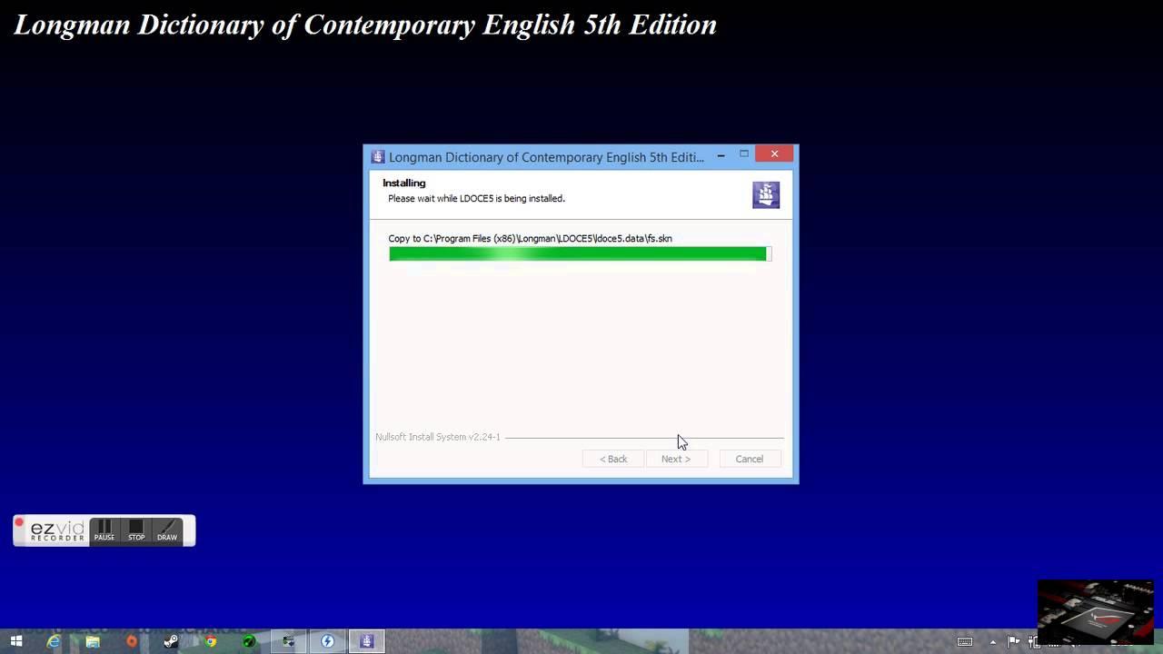 Longman dictionary of contemporary english wikipedia.