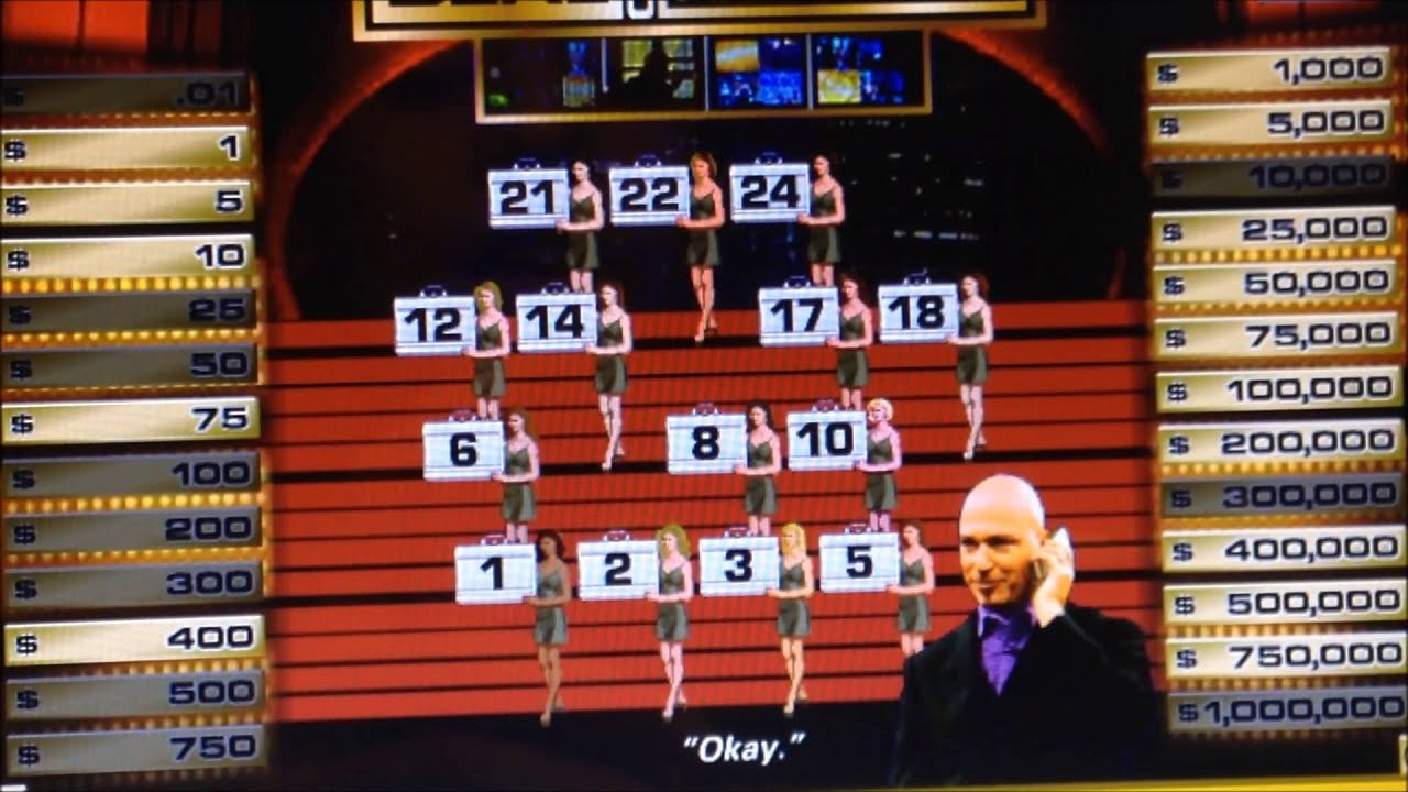 Deal Or No Deal Game Uk