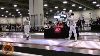 Salt Lake 2015 - L8 - Iman Blow v Nzingha Prescod