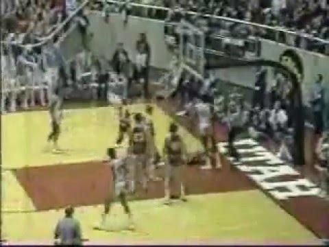 1980-81 UNC TAR HEELS CAROLINA BASKETBALL HIGHLIGHTS
